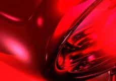 Fondo rojo (extracto) ilustración del vector