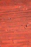 Fondo rojo marrón de madera de la pintura de la peladura del moho Imagen de archivo libre de regalías