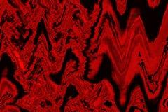 Fondo rojo monocromático colorido de las tonalidades del Grunge Fotos de archivo