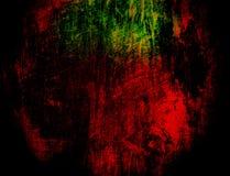 Fondo rojo oscuro del Grunge Foto de archivo libre de regalías