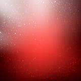 Fondo rojo para la Navidad EPS 10 Fotos de archivo