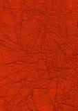 Fondo rojo para un diseño Fotos de archivo