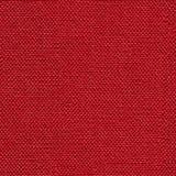 Fondo rojo superior de la tela para el interior del contraste foto de archivo
