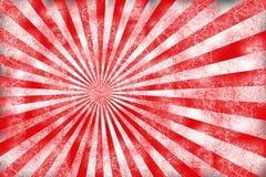 Fondo rojo y blanco de Grunge Imagenes de archivo
