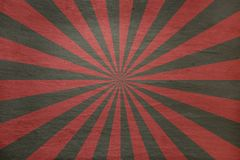 Fondo rojo y gris de la pizarra - con el starburst retro libre illustration