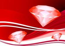 Fondo romantico di progettazione di San Valentino Immagine Stock Libera da Diritti