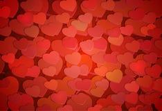 Fondo romanzesco per la stampa o Textyle nel giorno del biglietto di S. Valentino s illustrazione vettoriale