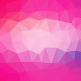 Fondo rosa Fotografie Stock