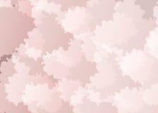 Fondo rosa Immagini Stock