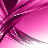 Fondo rosa astratto Fotografia Stock