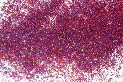 Fondo rosa astratto di scintillio fotografie stock libere da diritti