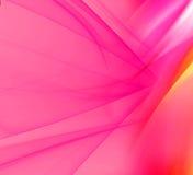 Fondo rosa claro con la falta de definición de la luz de los rayos Fotografía de archivo