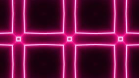 Fondo rosa del caleidoscopio illustrazione vettoriale