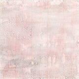Fondo rosa di struttura del crepitare Fotografia Stock Libera da Diritti