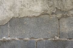 Fondo rosa di struttura del muro di cemento immagine stock