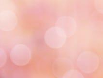 Fondo rosa: Foto delle azione della sfuocatura di giorno di madri fotografie stock