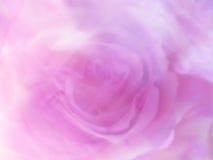 Fondo rosa: Foto delle azione della sfuocatura di giorno di madri Fotografia Stock