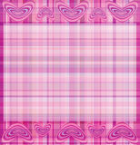 Fondo rosado Foto de archivo