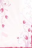 Fondo rosado abstracto ilustración del vector