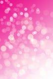 Fondo rosado abstracto Fotografía de archivo libre de regalías