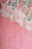 Fondo rosado abstracto Imagen de archivo libre de regalías