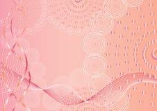 Fondo rosado abstracto. Imagenes de archivo