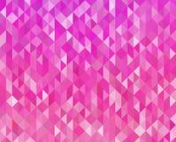 Fondo rosado abstracto del color ilustración del vector
