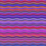 Fondo rosado brillante del modelo retro Imágenes de archivo libres de regalías