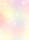 Fondo rosado con el pastel libre illustration