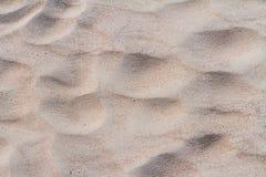 Fondo rosado de la arena Imágenes de archivo libres de regalías