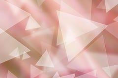 Fondo rosado de la luz del extracto del bokeh Imágenes de archivo libres de regalías