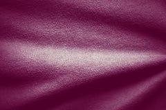 Fondo rosado de la onda con la tela abstracta brillante de la textura del paño fotos de archivo libres de regalías
