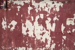 Fondo rosado de la pintura Foto de archivo