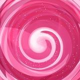 Fondo rosado de la piruleta. Vector. libre illustration