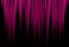 Fondo rosado de la raya Fotos de archivo