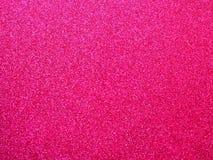 Fondo rosado de la tela, textura brillante imagen de archivo libre de regalías