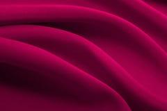 Fondo rosado de la tela y de la lona Imagen de archivo libre de regalías