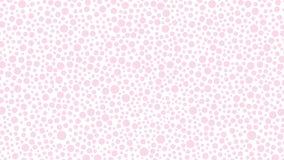 Fondo rosado de moda, apacible y romántico ilustración del vector