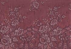 Fondo rosado del cordón. imagen de archivo libre de regalías