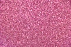 Fondo rosado del extracto de la textura del brillo Fotos de archivo