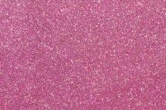 Fondo rosado del extracto de la textura del brillo Fotografía de archivo libre de regalías