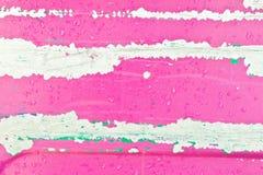 Fondo rosado del metal Imagen de archivo libre de regalías