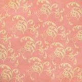 Fondo rosado del remolino Foto de archivo libre de regalías