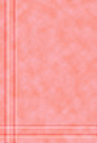 Fondo rosado modelado Fotografía de archivo libre de regalías