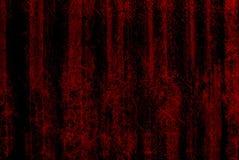 Fondo rosso astratto del tetto del policarbonato Immagini Stock Libere da Diritti