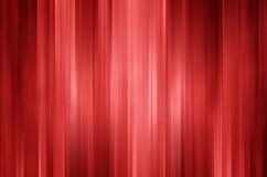 Fondo rosso astratto di moto Immagine Stock