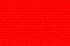Fondo rosso con le stelle bianche Fotografie Stock