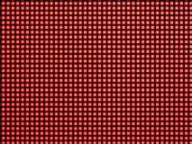 Fondo rosso del modello del tessuto Immagini Stock