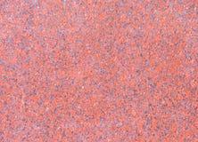 Fondo rosso di struttura della superficie del pavimento della roccia delle mattonelle immagine stock libera da diritti