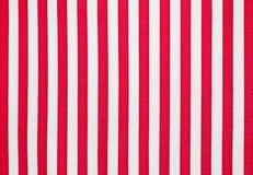 Fondo rosso e bianco Immagine Stock